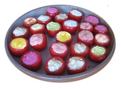 tomates-cerise-farcies
