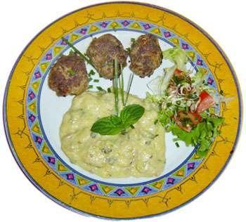 assiette-boulettes-aux-herbes